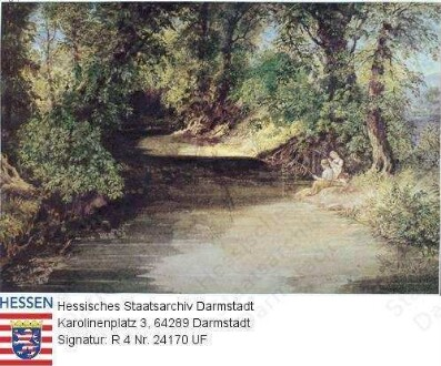 Gießen, An der Lohmühle bei Gießen