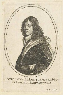 Bildnis des Gvillavme Lantgrave de Hesse