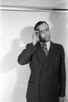 Berlin: Kabarett der Komiker; Walter Gross