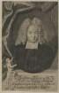 Bildnis des Martinus Chladenius