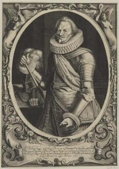 Bildnis des Carolus, Fürst von Liechtenstein
