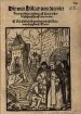 ˜Dieœ war History von den vier ketzer prediger ordens, zu Bern in der Eydnosschafft verbrant
