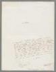 Alexander von Humboldt (1769 - 1859) Autographen: Briefe von Alexander von Humboldt an verschiedene Adressaten - BSB Autogr.Cim. Humboldt, Alexander von. 10, Alexander von Humboldt (1769 - 1859) Autographen: Brief von Alexander von Humboldt an Excellenz - BSB Autogr.Cim. Humboldt, Alexander von.10