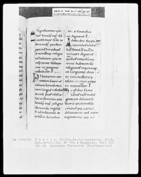 Benediktinerregeln