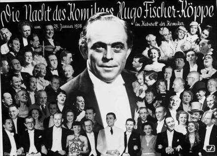 Berlin: Kabarett der Komiker - Die Nacht für Hugo Fischer Köppe (Montage)
