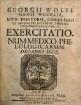 Exercitationes medico-philologicae sacrae et profanae. 1/2