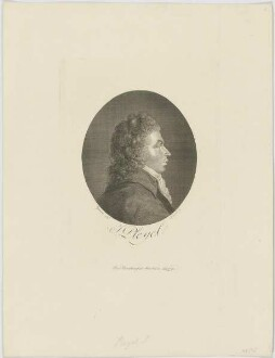 Bildnis des J. Pleyel