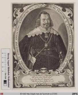 Bildnis Georg Frantzke (Franzke)