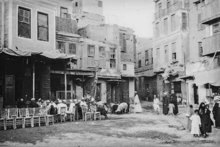 Kairo (HAPAG-Mittelmeerfahrt der Oceana Leonhardt 1929)