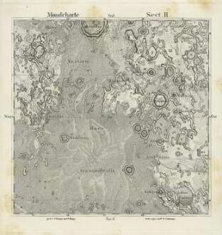 Topographie der Sichtbaren Mondoberflaeche