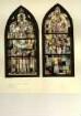Entwürfe für zwei Glasfenster in einem Sakralbau in Dautphe