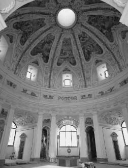 Innenaufnahme - Kuppelraum