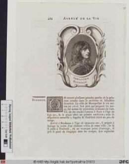 Bildnis Sébastien Bourdon