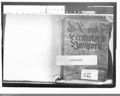 Neukirchen, geführt von Joh. Krengel und Henne Piffer 1475/76 sowie den Rentmeistern Wigant Koch 1482-1487 und Herman Snyder 1492-1493