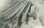 Hafen Bordeaux, Frankreich, 1927-1929