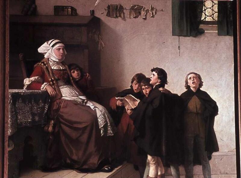 Leben Von Martin Luther