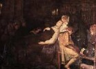 Szenen aus dem Leben Martin Luthers — Luthers Tod