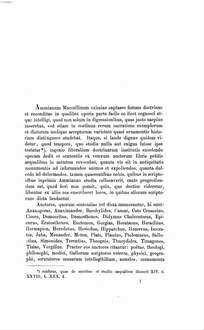 De Ammiani Marcellini studiis Ciceronianis