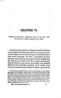 Races maudites de la France et de l'Espagne. 2