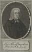 Bildnis des Jo. Alb. Bengelius