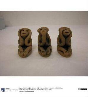 Sansaru 三猿 - Die drei Affen