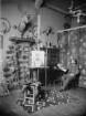 Künstleratelier H. von Schwarzenfeld, Genremaler