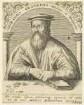 Bildnis des Conradus Gesnerus