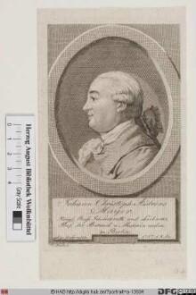 Bildnis Johann Christoph Andreas Mayer