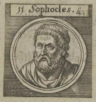 Bildnis des Sophocles