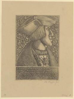 Bildnis des Carolvs V.