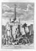 Veteris Latii antiquitatum amplissima collectio: ... Volumen primum. 3 Teile., 1. Teil : Tyburtinorum Rudera, Tafel IX: Maecenatis Villae rudera (Santuario di Ercole Vincitore)