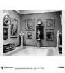 Aufstellung der Gemäldegalerie und der Skulpturensammlung im Kaiser-Friedrich-Museum, Raum 45, Italienische Gemälde und Bildwerke des 16. Jhd.