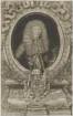 Bildnis des Fridericus I., Herzog zu Sachsen-Gotha u. Altenburg