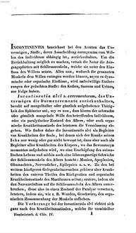 Handwörterbuch der gesammten Chirurgie und Augenheilkunde. 4, Incontinentia - Opium