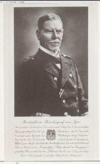 Maximilian, Reichsgraf von Spee (1861 - 1914)