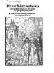 ˜Dieœ war History von den vier ketzer prediger ordens, zu Bern in der Eydgnosschafft verbrant