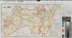 Lünen (Lünen) - Stadtplan - nach 1929 - 1 : 15 000 - 40 x 73 - Druck: W. Größchen, Dortmund - Regierung Arnsberg Nr. 17799