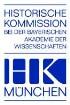Historische Kommission bei der Bayerischen Akademie der Wissenschaften