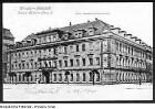 Dresden-Neustadt, Kaiser-Wilhelm-Platz 3. Königliche Brandversicherungs-Kammer. Außenansicht