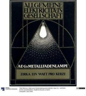 Allgemeine Elektricitaetsgesellschaft AEG