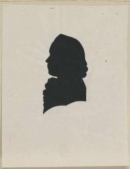 Bildnis des Heinrich Matthias Friedrich Eberling