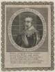Bildnis des Gustavus Adolphus, König von Schweden