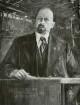 Porträt des stellvertretenden Minsterpräsidenten Walter Ulbricht