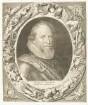 Bildnis des Mavritius Nassavius, Princeps Avriacus