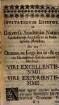 Prodromus tractatus medico-iuridici [medico-juridici], Das ist, Kurtzer Entwurff, wie Unterschiedliche Besichtigungen ins gemein, der tödtlichen und nicht tödtlichen Wunden aber insonderheit sollen angestellet und vernünfftig darüber geurtheilet werden ...
