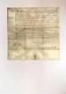 Kassel 1552 März 1 -  - Landgraf Wilhelm (IV.) von Hessen verkauft gegen Wiederkaufsrecht zehn Viertel der Einnahmen des Hofs in Helmshausen, der zur Zeit von Heinrich Boit bewirtschaftet wird, für die Summe von 130 Talern zu je 31 Albus an Konrad (Kunz) Ebert aus Hilgershausen und dessen Frau Eyle (Adelheid). -  - Original, Pergament, deutsch