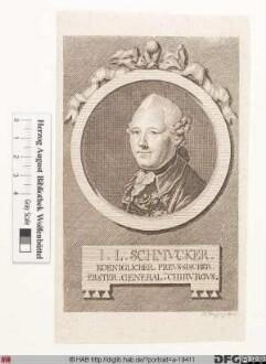 Bildnis Johann Leberecht Schmucker
