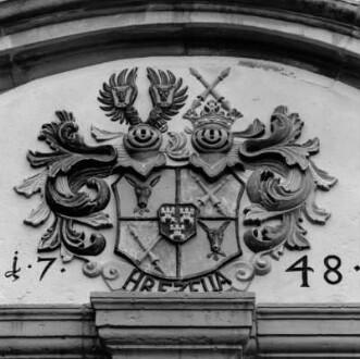 Schlosskirche, Wappen