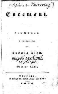 Evremont : Ein Roman. 3 (1836)