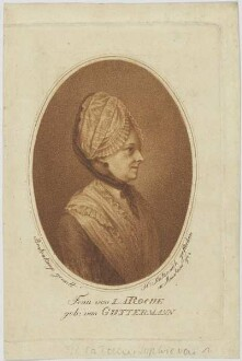 Bildnis der Frau von La Roche, geb. Guttermann
